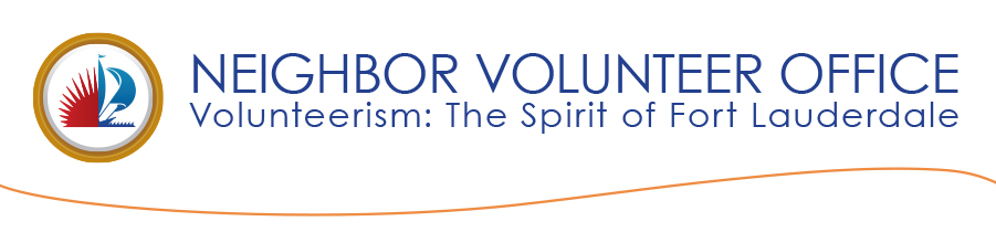 Volunteer Office Header