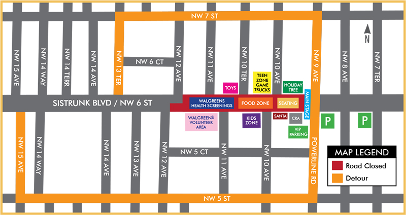 2884 LUS 2015_Road Closure_Event MapV2_map only