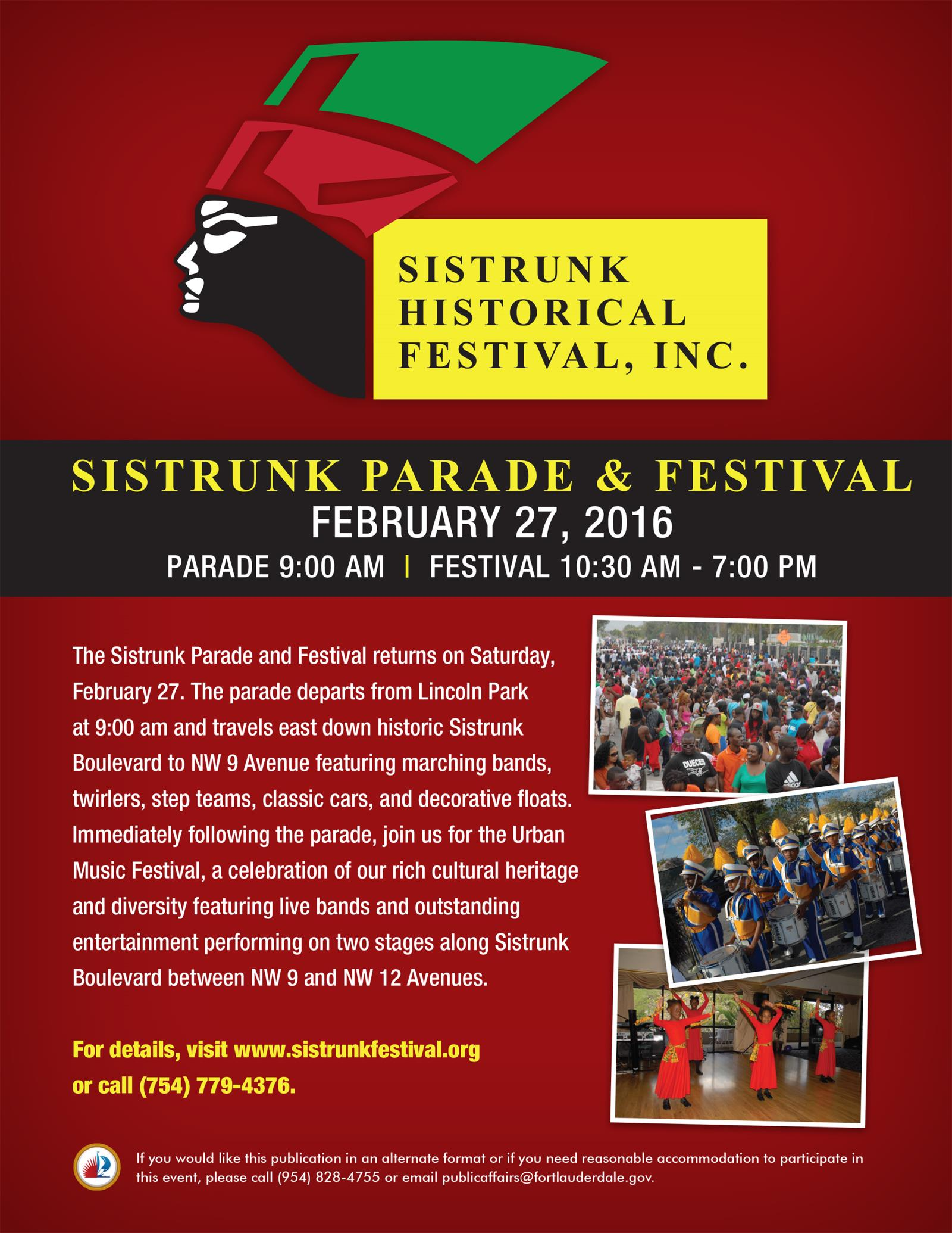 2986 PR Sistrunk Historic Festival 2016 Flyer_Draft2_red