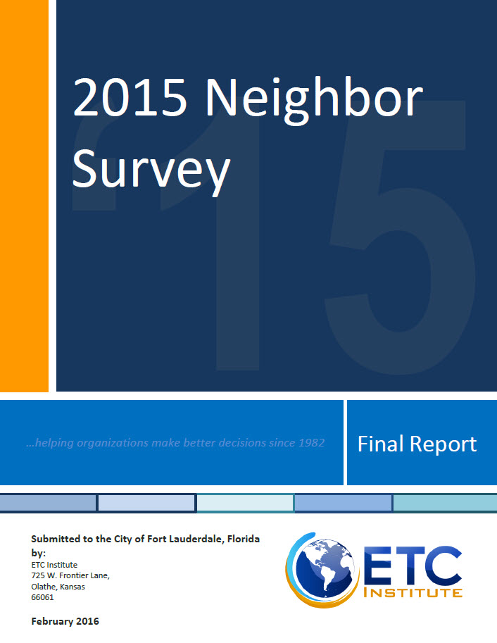 Neighbor Survey