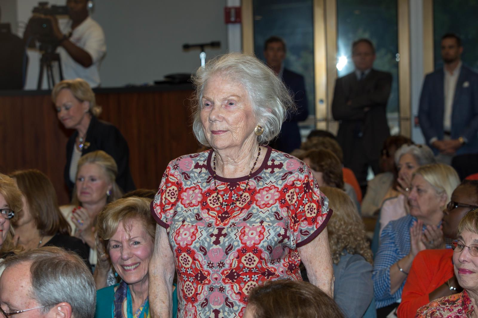2014 Honored Founder Sandy Casteel