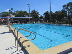 City of fort lauderdale fl aquatic facilities Swimming pool repair fort lauderdale
