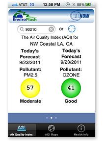 Air Now App