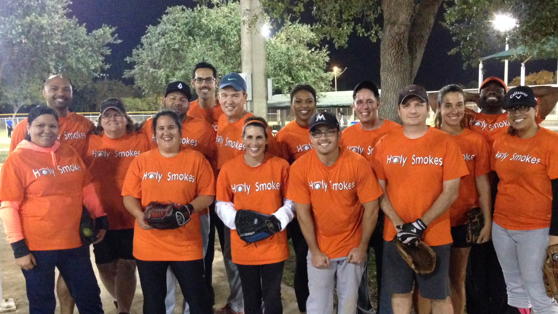 Softball Team 3