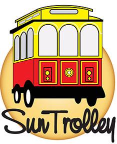sun trolley logo