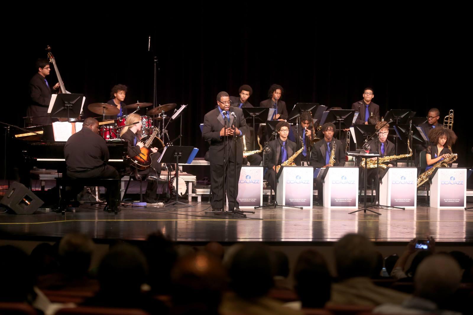 001 Dillard Jazz Band