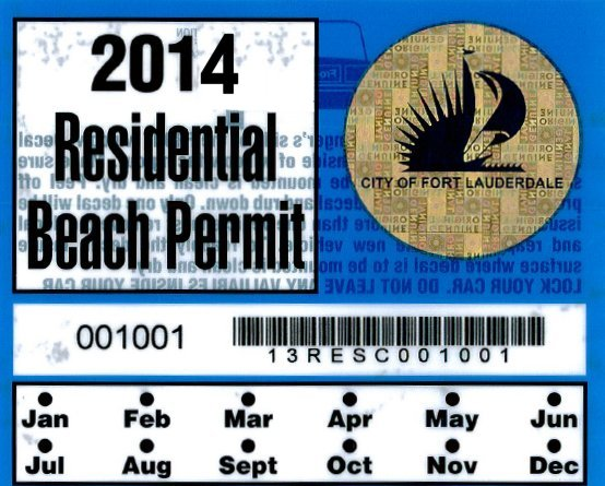 Residental_Beach_Permit