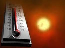 temperature heat wave