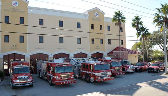 City Of Fort Lauderdale Fl Station 2