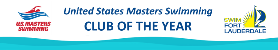 Masters Club Of the Year
