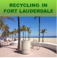 Recycling in Fort Lauderdale