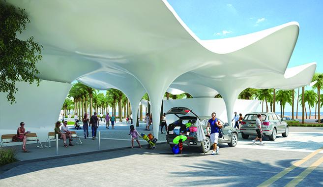 City Of Fort Lauderdale Fl Las Olas Beach Park Project
