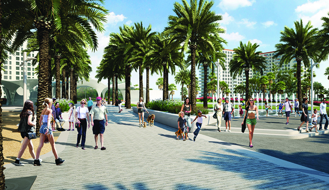 City Of Fort Lauderdale Fl Las Olas Beach Park Project