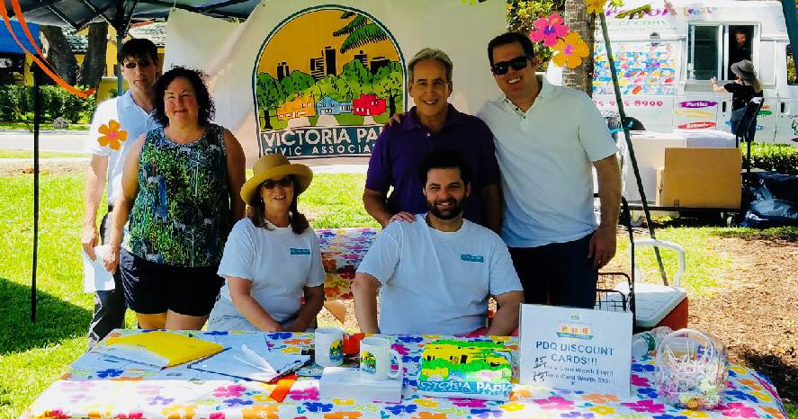 Victoria Park Civic Association's 3rd Annual Spring Festival.
