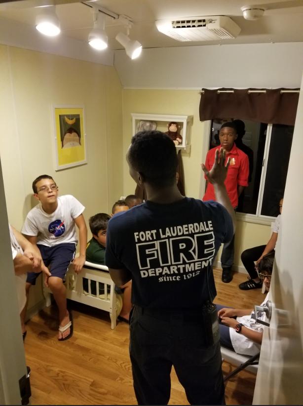 Trailer training pic