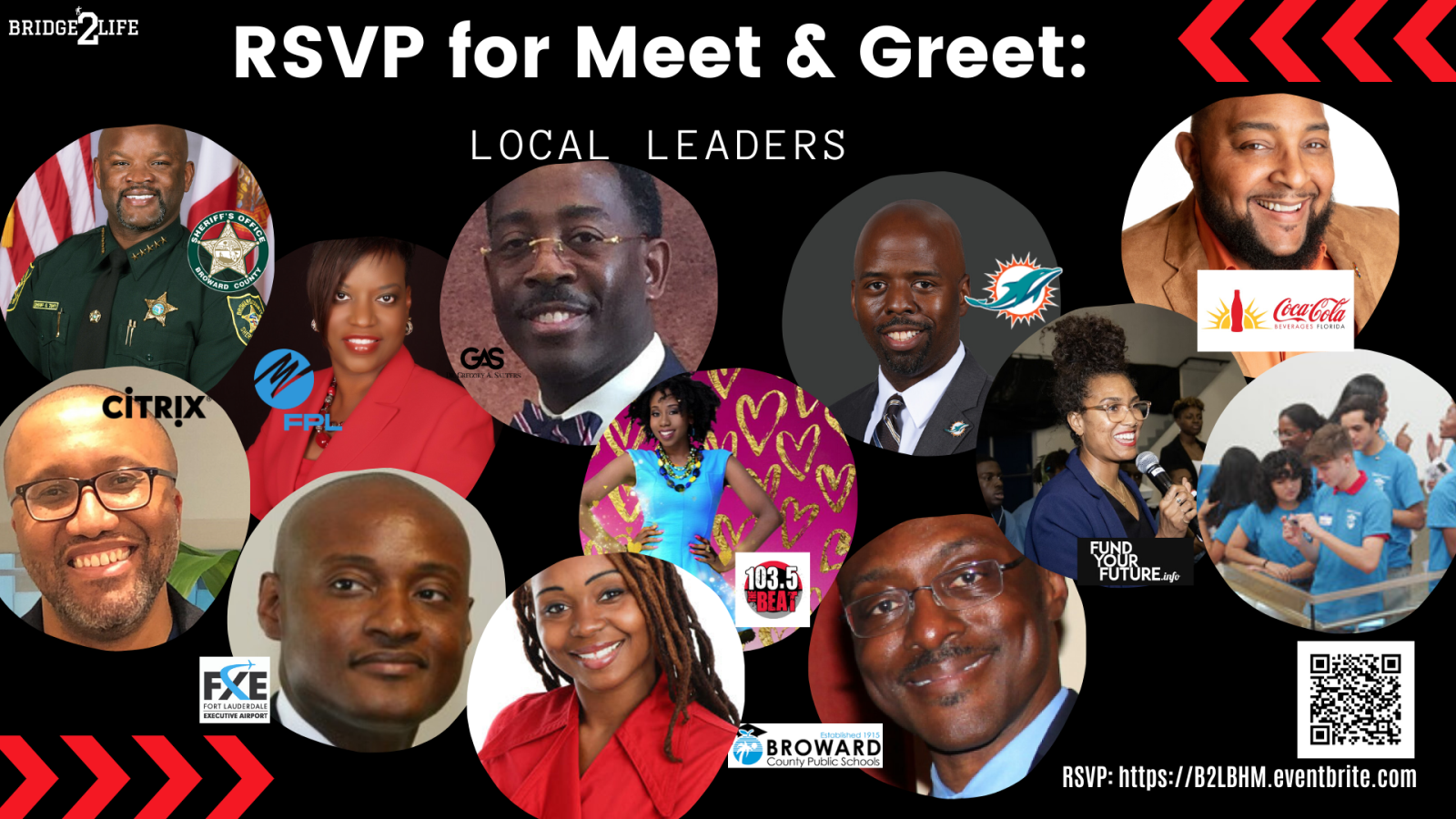 Bridge2life Black History Month Event Event Calendar City Of Fort Lauderdale Fl