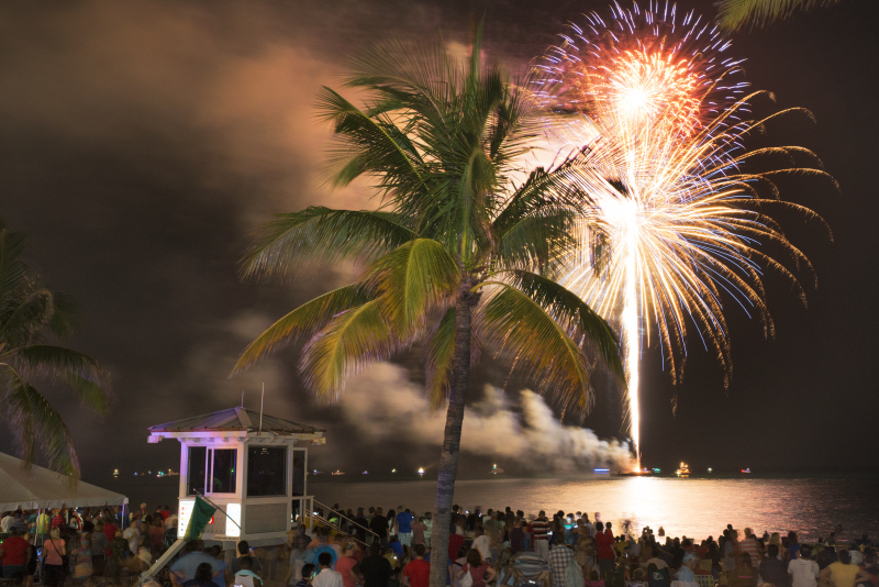 How to Photograph Fireworks - Digital