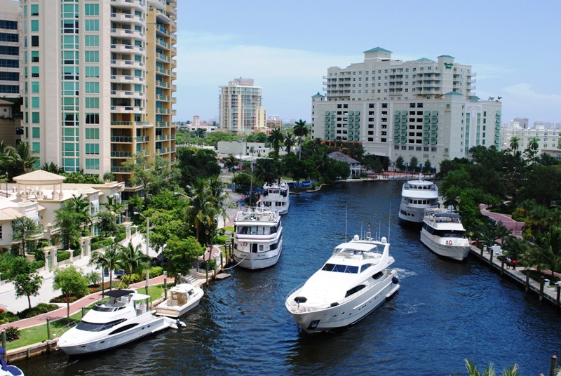 downtown-fort-lauderdale intracoastal