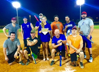 Thursday Night Softball