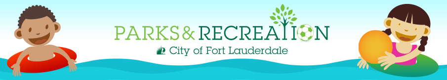 Parks and Rec Logo Banner