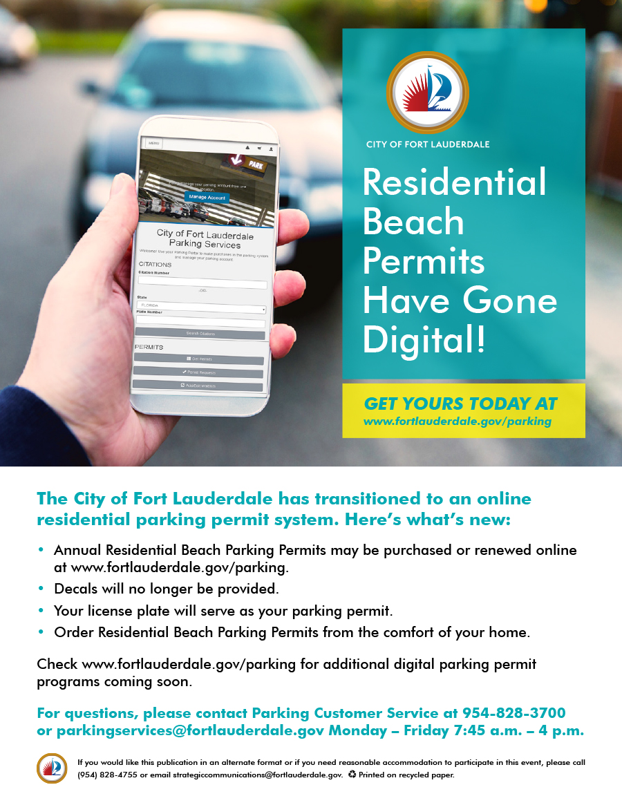Residential Beach Parking Permits Flyer_5-30-18_WEB