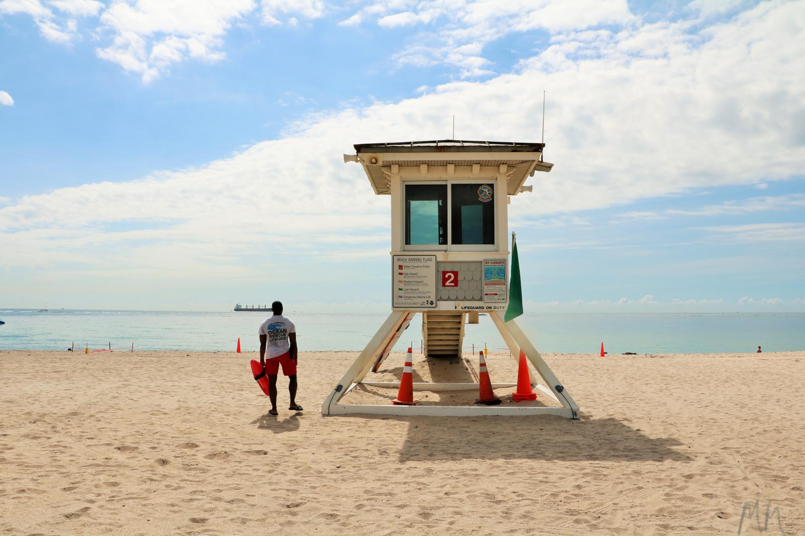 City of Fort Lauderdale, FL : About Ocean Rescue