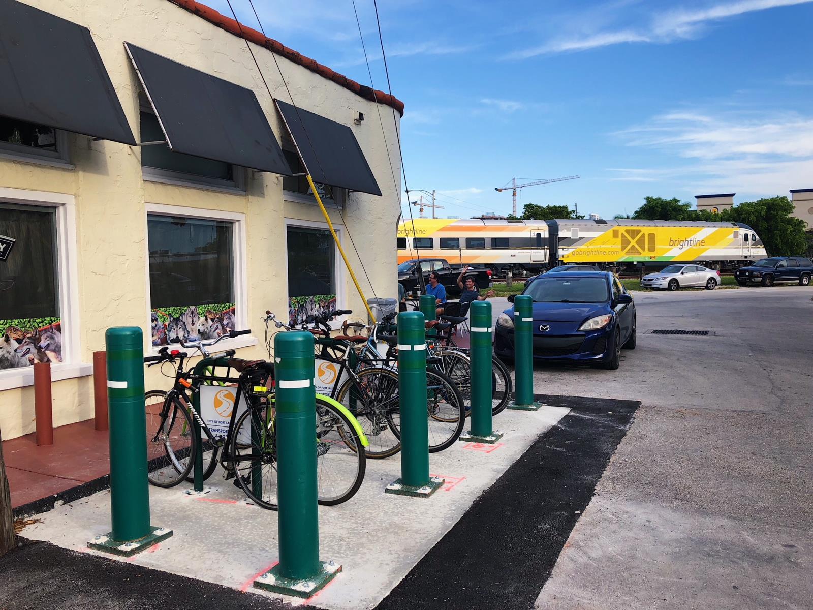 Progresso Village Bike Corral