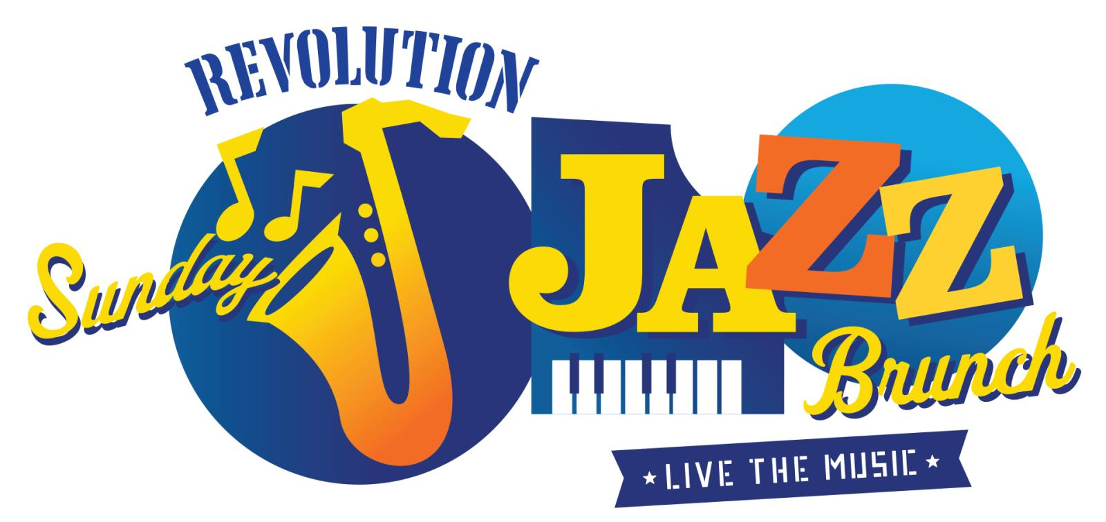 Jazz Brunch Logo Horizontal