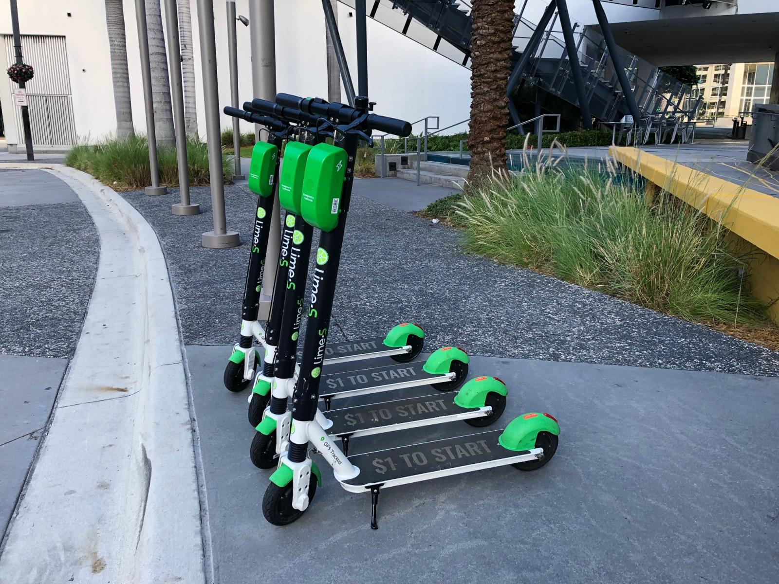 City of Fort Lauderdale, FL : Dockless Bike and Scooter Sharing