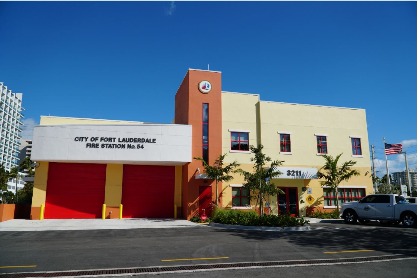 City of Fort Lauderdale, FL : Fire Stations