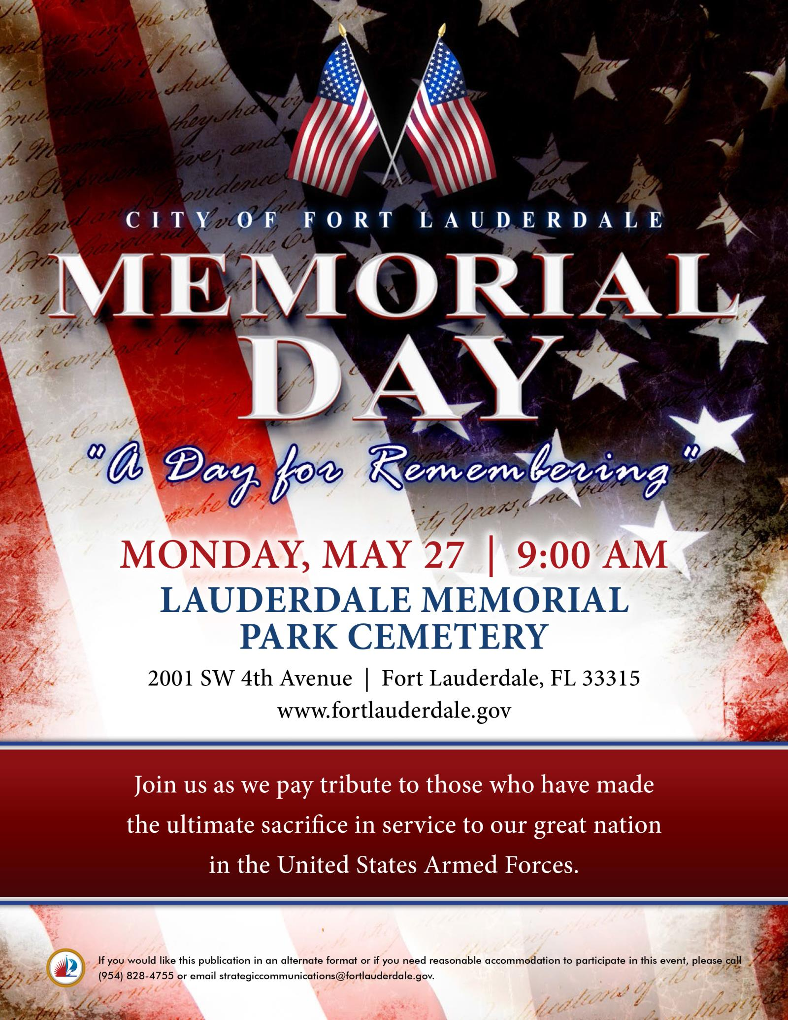 City of Fort Lauderdale, FL : Custom News &