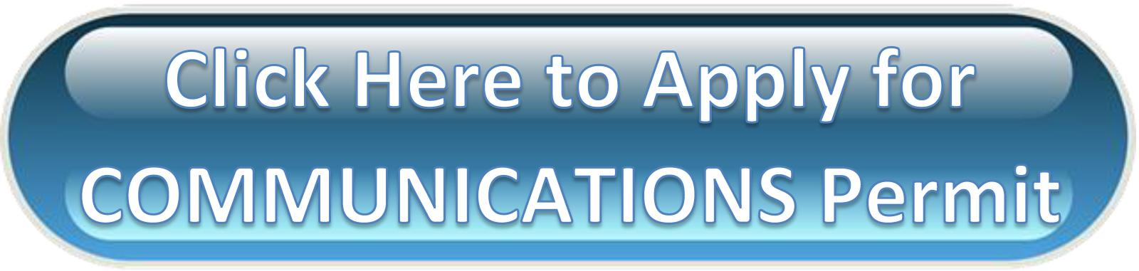 COMMUNICATIONS APPLY BUTTON