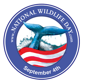 National Wildlife Day Logo